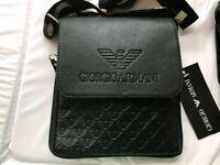 Armani cross body bag