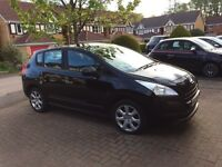 peugeot 3008 active. petrol. fsh. very tidy car. private sale