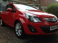 *****2014 64 Reg, Vauxhall Corsa EcoFLEX 12v1.0 i Excite 3dr *****