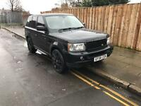 2006 06reg Range Rover Sport HSE 2.7 Tdv6 Top Spec Cheapest around