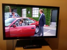 """Great 32"""" SAMSUNG LED TV full hd ready 1080p freeview inbuilt"""