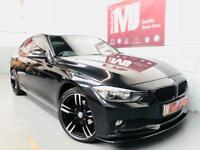 "2014 BMW 318d SE ** M PERFORMANCE KIT ** 19"" M3 ALLOYS"