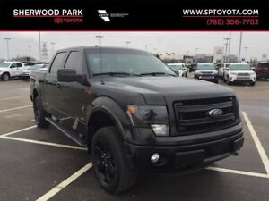 2013 Ford F-150 FX4 SuperCrew with Leather!