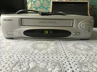 Bush VCR905SIL/A VHS Video Cassette Recorder/Player £15