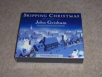 John Grisham audio CD
