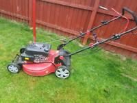 Fox 22 self proppeled petrol lawnmower