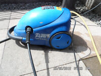 DRAPER power washer with high and low pressure lance