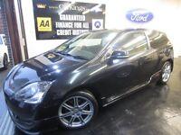 HONDA CIVIC 2.0 i-VTEC Type R Hatchback 3dr (black) 2006