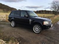 Range Rover Vogue 2006 excellent condition full service history