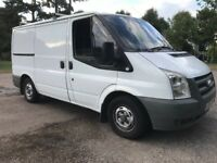 Ford transit 85 T300s FWD 2007 swb only 90k Miles,one previous owner,fsh,2 keys,p-ex welcome