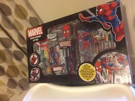 Marvel Spider man- Stationary bundle perfect Christmas gift