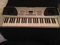 Electronic keyboard with brand new stand
