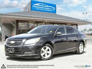 2013 Chevrolet Malibu 1LT FINANCE WITH US!!