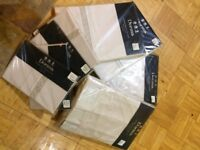 "Dorma - Luxury Percale Florentine Bed Linen ""King Size Bed"""