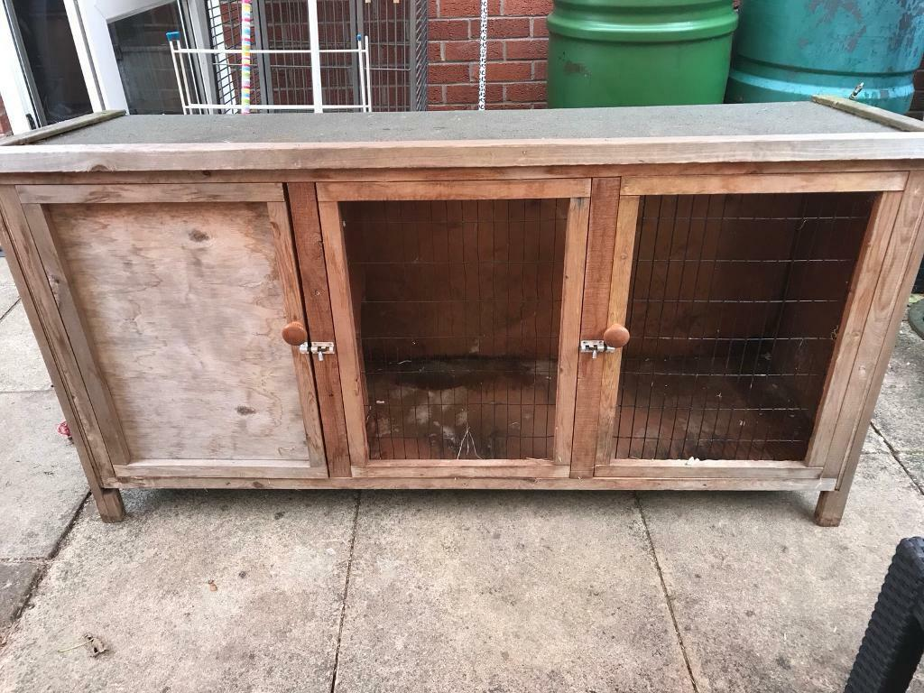 Guinea/Rabbit hutch