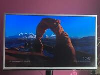 "40"" LED Toshiba SMART 3D Full HD USB HDMI WiFi"