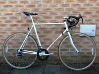 Vintage Raleigh 1991 Vitesse Steel Road Racing Bike Time warp Condition