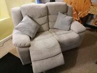 Motorised sofa.