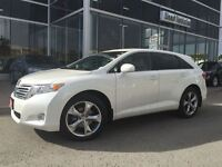 2011 Toyota Venza V6 AWD 1 OWNER TOYOTA CERTIFIED