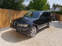 BMW X5 Sport, Auto, 3.0 Petrol.
