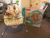 Baby bouncer chair ex condition