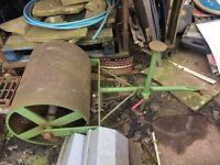 Large Steel Roller