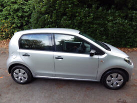 VW Up! 2014 - ONLY 16,000 miles, HPI CLEAR, 5 Door Manual