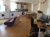 Refurbished 1 bedroom first floor flat available next to the city centre