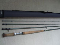 GREYS GR50 15ft SALMON FLYROD £180 ovno