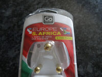 Travel Plug/Europe to South Africa