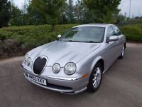 jaguar s type 2.5 se 75000