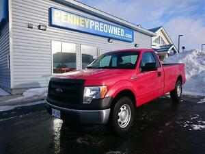 2014 Ford F-150 2WD