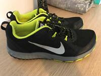 Mens Trainers - Nike Wild Trail Running - Size 10
