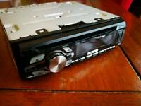Car Stereo Pioneer deh-4400bt with USB, AUX, and Bluetooth Streaming
