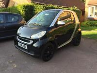 2008 SMART CAR FORTWO PASSION 1.0 - SMART SERVICE HISTORY - HPI CLEAR
