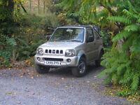 Suzuki Jimny 1300 Petrol 4x4