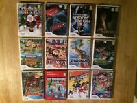 Wii games -some sold