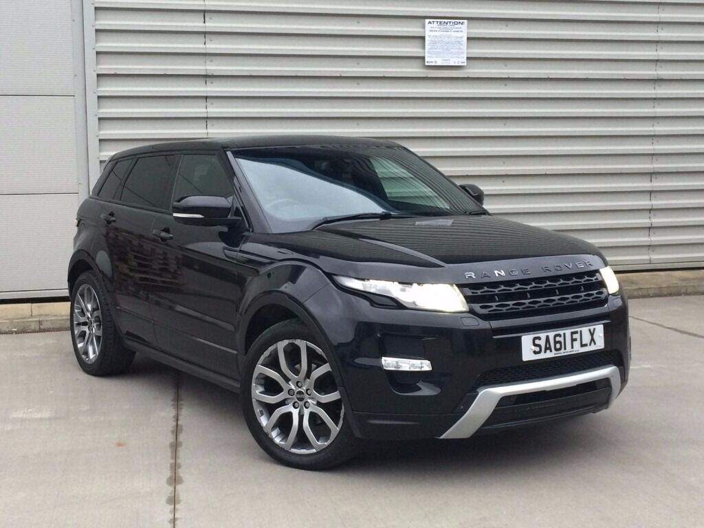 2012 land rover range rover evoque 2 2 sd4 dynamic lux 4x4 5dr auto top of range mega mega. Black Bedroom Furniture Sets. Home Design Ideas