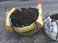 Free to collect soil