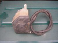 volvo v40 expansion bottle with cap and hose