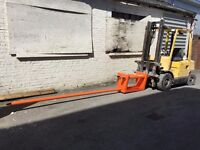Forklift Truck Carpet Boom attachment (3 Meters Boom length)