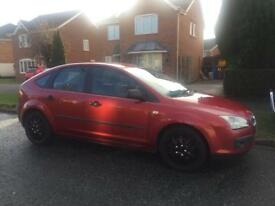 2006 Ford Focus 16 lx automatic