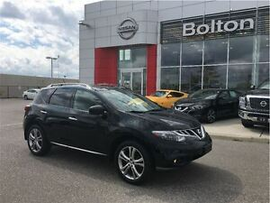 2012 Nissan Murano LE , Panoramic Sun Roof, Leather , Bose