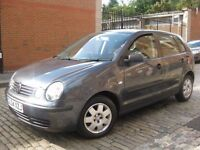 VW VOLKSWAGEN POLO 1.4 AUTOMATIC 2004 ### IDEAL FIRST CAR OR CHEAP RUN AROUND ### £1795 ONLY