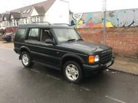 Land Rover discovery2 td5 2.5 diesel Automatic