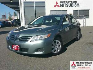 2010 Toyota Camry LE; Local, No accidents, Low KM