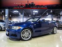 2008 BMW 135i M-SPORT|6 SPEED|CONVERTIBLE
