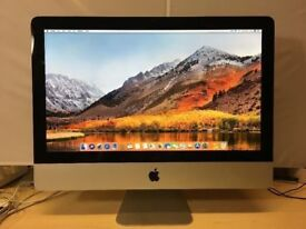 Apple iMac 21.5inch 2.5GHZ intel core i5 8GB Ram 500GB HDD [YEAR 2011] + WARRANTY I-1