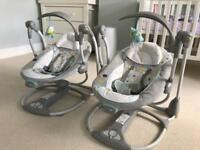Ingenuity baby swing bouncer