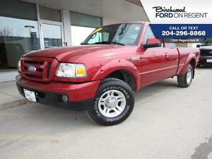 2007 Ford Ranger Sport SuperCab *Automatic/Local Trade*